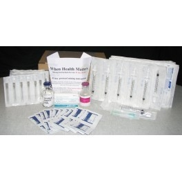 40 Injection (IM) Kit with hCG